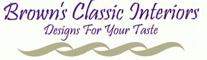 Browns Classic Interiors logo